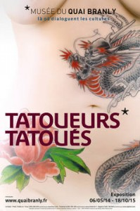 Tatouage au Quay Branly