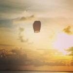 Goodbye Balloon in key biscayne sky