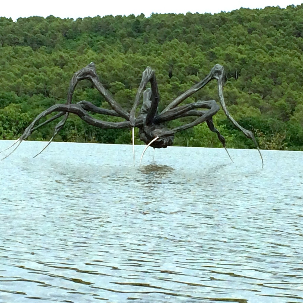 Louise Bourgeois - Crouching Spider