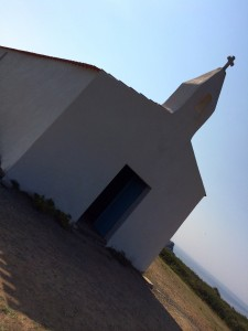 Ile d'Yeu - little church