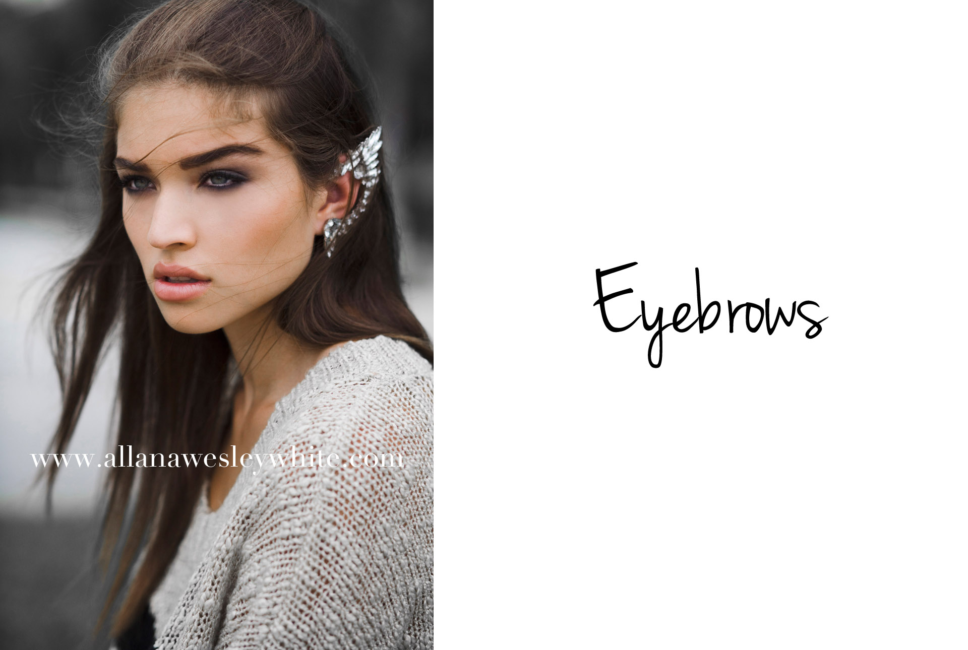 How to get a perfect natural brow - Blush & Beyond