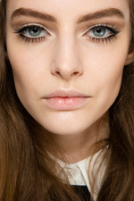 Gucci Fall 2014 runway beauty