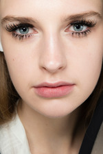 Rochas Fall 2014 Runway beauty