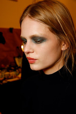 Derek Lam Fall 2014 Runway beauty