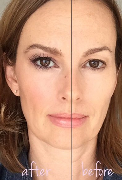 how to put on makeup to look younger